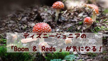 「Boom & Reds (ブーム&レッズ)」 ディズニージュニアのショートアニメが気になる!